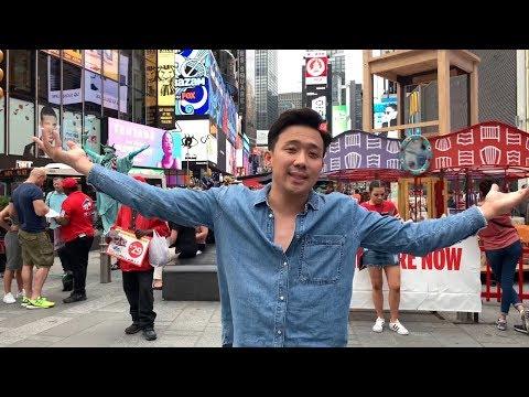Trấn Thành, Hariwon và nghệ sỹ Ngọc Giàu tại New York - Thời lượng: 3:20.