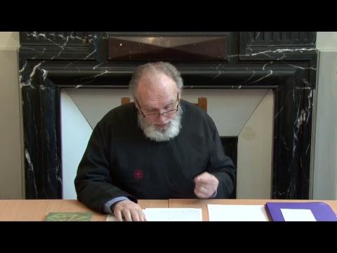 CDS Paris, 28 mars 2018:Pr. Gérard Reynaud : Théologie ascétique. Niveau 3