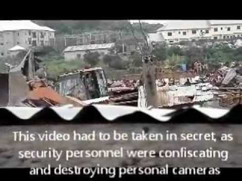 Video:Nigerian Government Demolishes Mpape Village Rendering Many Homeless