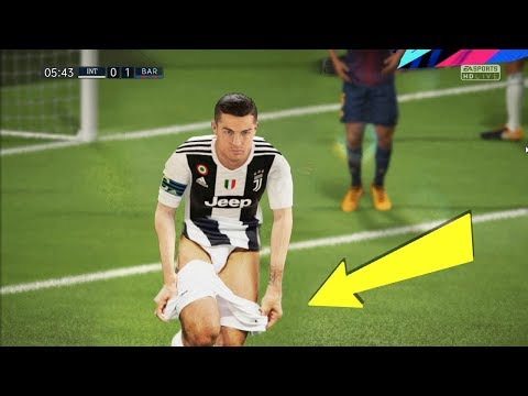 Best FIFA 19 FAILS ● Glitches, Goals, Skills ● #4