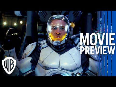 Pacific Rim | Full Movie Preview | Warner Bros. Entertainment