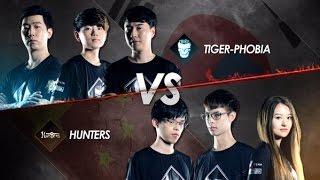[Vainglory Invitational] Tiger-Phobia vs Hunter | Caster : Junky, tin công nghệ, công nghệ mới