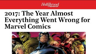 Video The Hollywood Reporter Recaps SJW Marvel's Complete Disaster-Piece Of A Year MP3, 3GP, MP4, WEBM, AVI, FLV Maret 2018