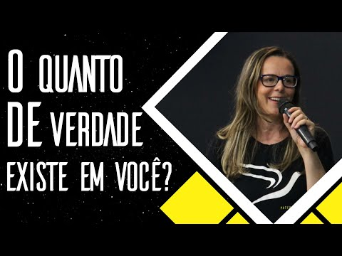 09/12/2018 - O Quanto de Verdade Existe em Você? - Pastora Zelinda Rocha