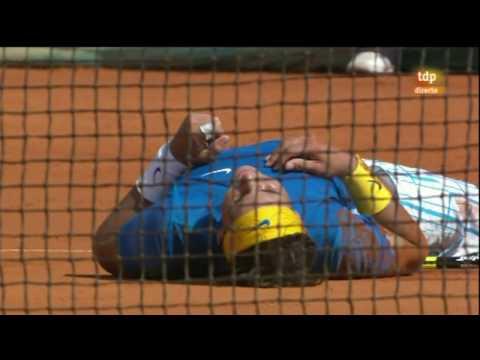 Fernando Verdasco vs. Rafa Nadal-Monte-Carlo 2010