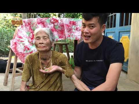 """Khương Dừa đúng là """"đại gia"""", lì xì Tết cho bà ngoại 18 cây vàng???!!! - Thời lượng: 15 phút."""