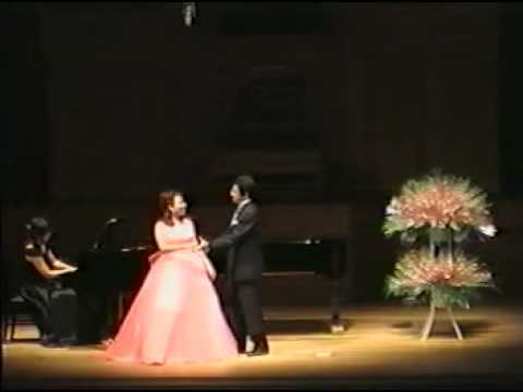 Franz Lehár:The Merry Widow- Love Unspoken(Waltz) -