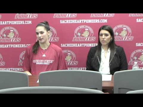 Women's Basketbal Postgame Press Conference 1/20/14