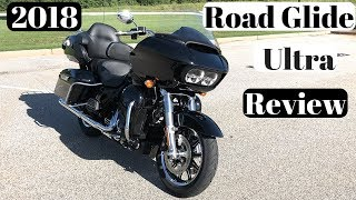 4. 2018 Road Glide Ultra Review:First 1000 Miles