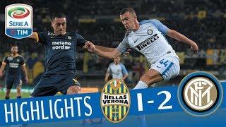 Video Verona - Inter 1 - 2 - Highlights - Giornata 11 - Serie A TIM 2017/18 MP3, 3GP, MP4, WEBM, AVI, FLV Desember 2017