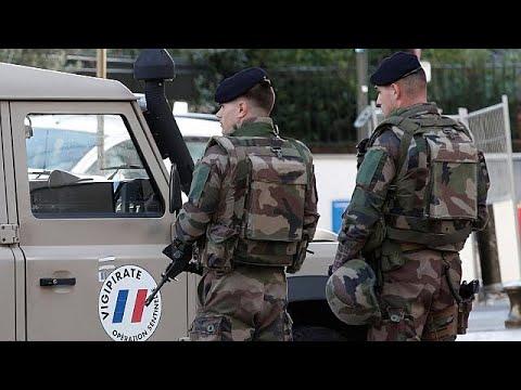 Γαλλία: Συνελήφθη άνδρας ως ύποπτος για την επίθεση σε βάρος στρατιωτών