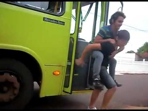 Autobus trik :D