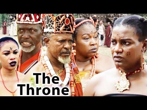 The Throne Complete Season 5&6 - Queen Nwokoye 2019 Latest Nigerian Nollywood  Epic Movie ll Full HD