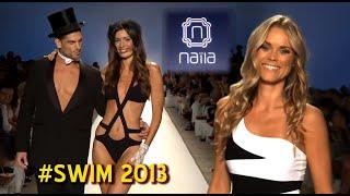 NAILA SWIM - Mercedes-Benz Fashion Week Swim 2013