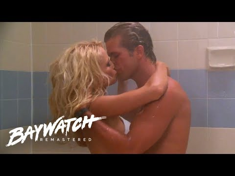 Steamy Shower Scenes From Baywatch Including The Famous CJ & Cody Scene | Baywatch Remastered