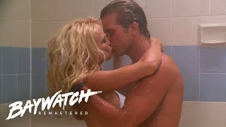 Download Video Steamy Shower Scenes From Baywatch Including The Famous CJ & Cody Scene | Baywatch Remastered MP3 3GP MP4