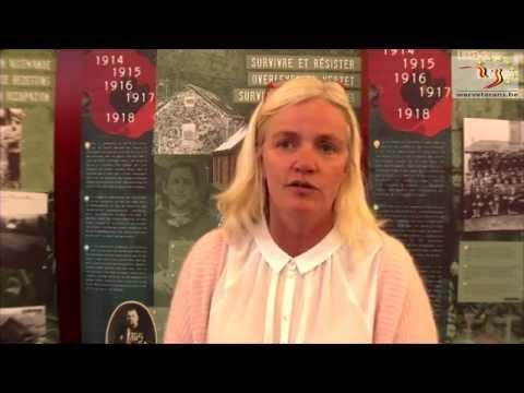 "Expo "" La Grande Guerre dans les grandes lignes"" Arlon 26 septembre 2014"