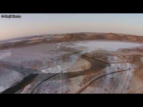 Kushiro-gun Drone Video