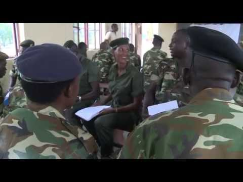 Strengthening partnerships plays a vital role for Combined Joint Task Force -- Horn of Africa and the Civil Affairs team is at the fore front of that mission. Tech Sergeant Giana Jaworski takes us to Burundi to show us how they accomplish that.