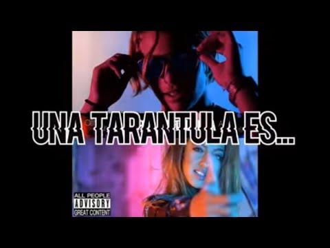 Tarántula - Ariann y César Abril