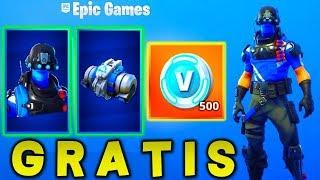 *NEU* GRATIS Skin für DICH in FORTNITE! (tutorial) | Playstation 4 Celebration Pack 5
