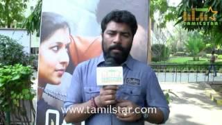 Cinematographer Sukumar at Thoppi Movie Audio Launch