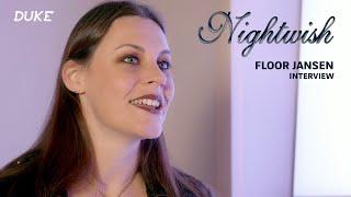 Nightwish - Interview Floor Jansen - Paris 2018
