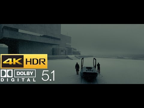 Blade Runner 2049 - End Scene (HDR - 4K - 5.1)