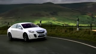 Vauxhall VXR road test  - Now in Full HD - Top Gear - BBC