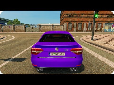 Skoda RS (Engine Reworked) 675 hp v1.0