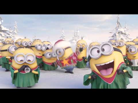 Minions (Viral Video 'Holiday Gift Card Offer')