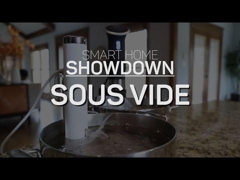 Smart Home Showdown: Sous vide machines