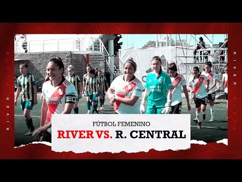 Femenino   River 1 - Rosario Central 0 [RESUMEN COMPLETO]