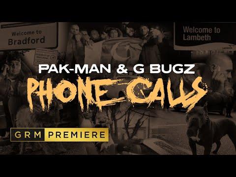 Pak-Man & G Bugz – Phone Calls [Music Video] | GRM Daily