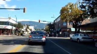 Vernon (BC) Canada  City pictures : A short driving tour of Vernon BC