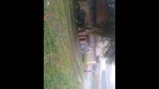 12/03/2017😢Chuva de granizo em Florianópolis