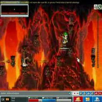 MapleStory - Zakum Jump Quest