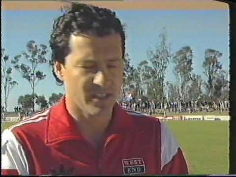 Sydney Croatia v St George, Round 25, 1988 NSL