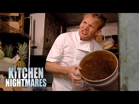 Chef Ramsay Completely Loses His Mind - Kitchen Nightmares