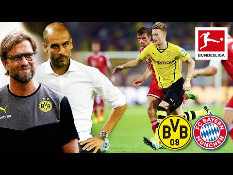 Borussia Dortmund vs. FC Bayern München | Full Game | DFL Supercup Final 2013