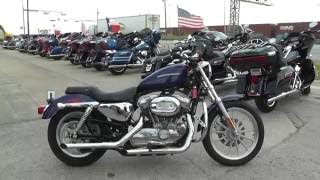 3. 467768 - 2006 Harley Davidson Sportster 883 Low XL883L - Used motorcycles for sale