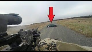 Video US Army Helmet Cam Of Humvee Machine Gunners Taking Out SVBIEDs During Simulated Combat Training MP3, 3GP, MP4, WEBM, AVI, FLV Januari 2019