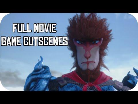 MONKEY KING HERO IS BACK All Cutscenes Game Movie Full
