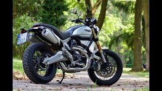 1. Ducati Scrambler 1100 Special Review