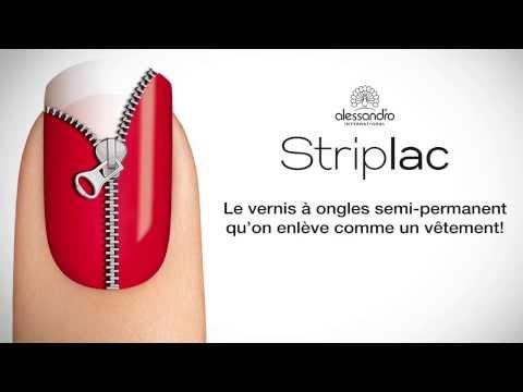 comment appliquer striplac