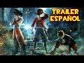 Jump Force Trailer Espa ol Nuevo Juego De Dragon Ball Z