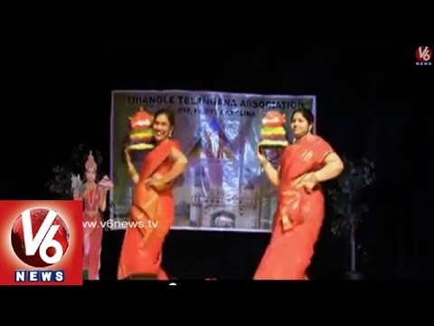 Triangle Telangana Association Celebrations  North Carolina