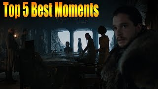 """Game Of Thrones Season 7 Episode 2 """"Dragonstone"""" It's time to count down the best moments and give my review of this packed..."""