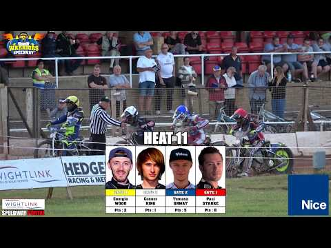 Hottest Heat 11 : Nice Challenge : Isle Of Wight : 11/07/2019