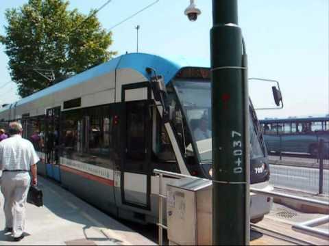 Istanbul Modern Trams 2010